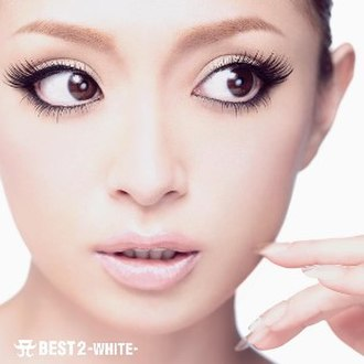 A Best 2 - Image: A BEST 2 WHITE CD only