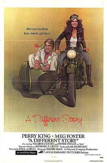 A Different Story film poster
