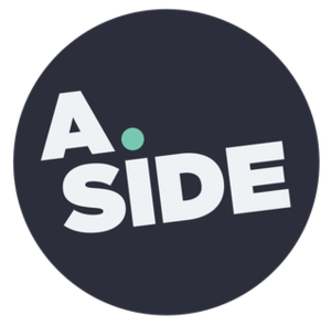 A.Side TV - Image: A Side TV logo