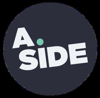 A.Side TV - Image: A Side TV logo