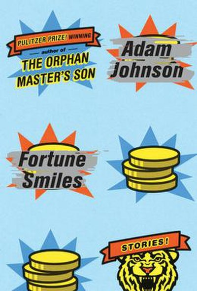 Picture of a book: Fortune Smiles