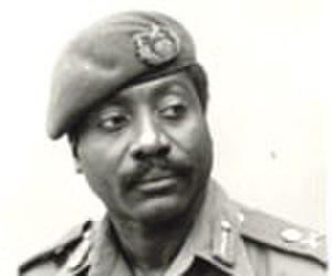Fred Akuffo - Lt. Gen. Fred Akuffo