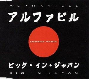 Big in Japan (Alphaville song)