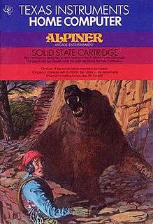 <i>Alpiner</i> (video game)