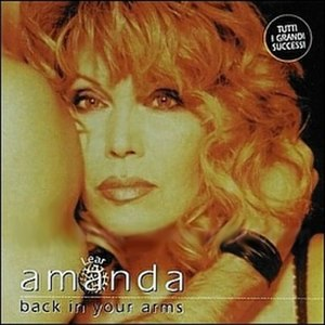 Back in Your Arms - Image: Amanda Lear Back In Your Arms