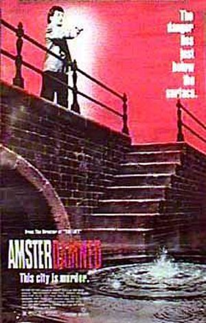 Amsterdamned - Theatrical release poster