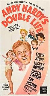 <i>Andy Hardys Double Life</i> 1942 film