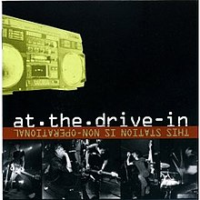 At the Drive-In - This Station Is Non-Operational cover.jpg