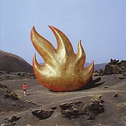 The cover of Audioslave was designed by acclaimed artist Storm Thorgerson. It was inspired during his second visit to Pompeii, while working on the Pink Floyd: Live at Pompeii DVD.