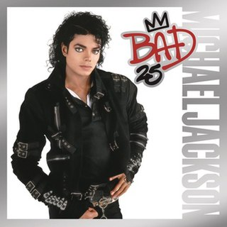<i>Bad 25</i> 2012 studio album (reissue) by Michael Jackson