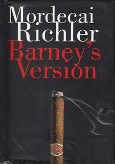 <i>Barneys Version</i> (novel) 1997 novel