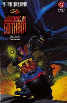 Batman/Judge Dredd: Judgment on Gotham - Wikipedia