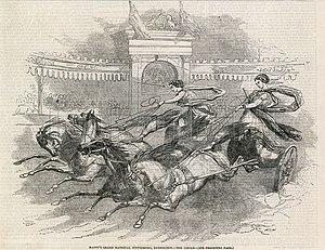William Batty - Image: Batty's hippo 10 May 1851