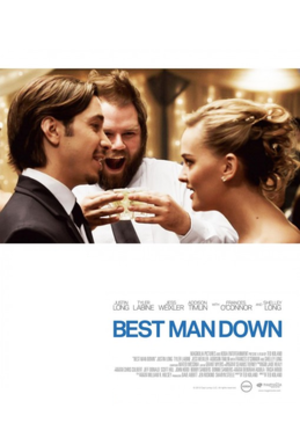 Best Man Down - Theatrical release poster