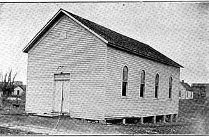 Doris Akers - Bethel A.M.E. Church in Kirksville, Missouri, where Doris Akers first learned to sing and play Gospel music.