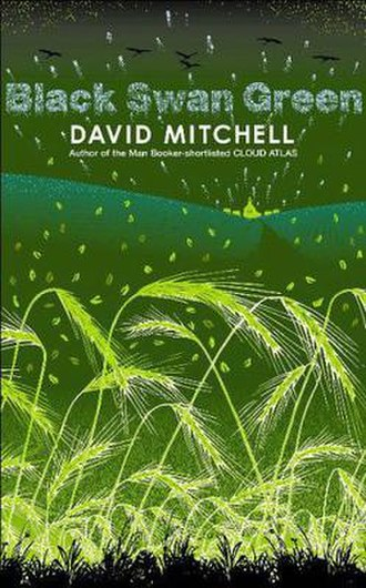 Black Swan Green - UK First edition cover