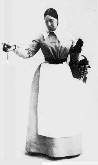 A Princess of Kensington - Brandram as Nell Reddish