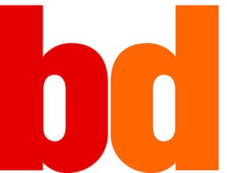 Building Design - Image: Building Design magazine logo