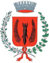 Coat of arms of Canal San Bovo