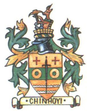 Official seal of Chinhoyi, Zimbabwe