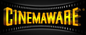 Cinemaware - The Cinemaware logo, as it appeared in 2003