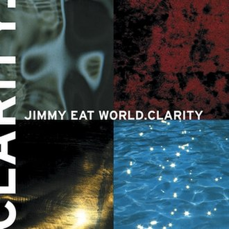 Clarity (Jimmy Eat World album) - Image: Clarity (Jimmy Eat World album cover art)