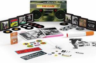 Sound System (album) - Image: Clashsoundsystem