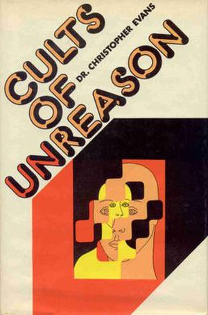 Cults of Unreason - 1974 ed. Book cover