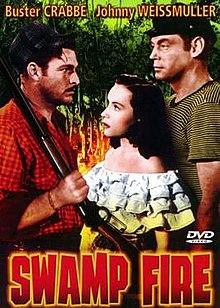 Swamp Fire movie
