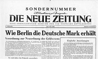 <i>Die Neue Zeitung</i>