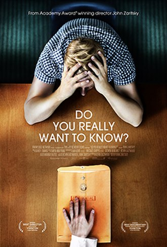 Do You Really Want to Know? - Poster