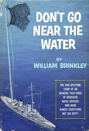 Don't Go Near the Water (novel) - Cover of first edition (hardcover)