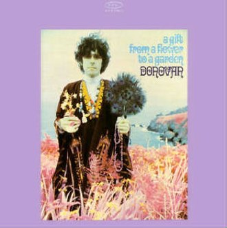 A Gift from a Flower to a Garden - Image: Donovan A Gift from a Flower to a Garden