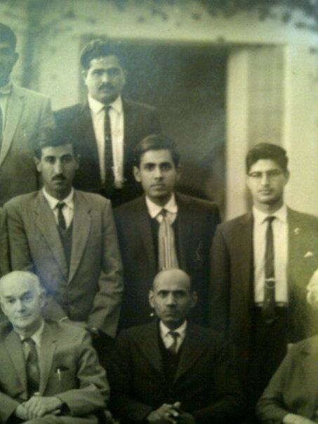 Dr. Rafi Muhammad Chaudhry