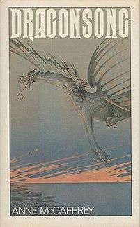 <i>Dragonsong</i> book by Anne McCaffrey