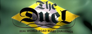 Real World/Road Rules Challenge: The Duel - Image: Duel 281x 105