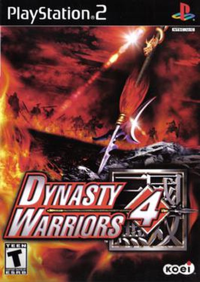 Picture of a game: Dynasty Warriors 4