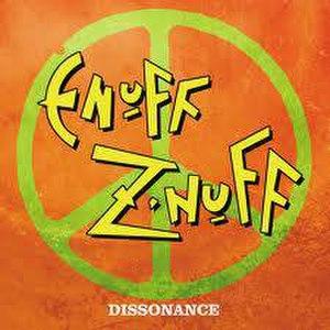 Dissonance (album) - Image: Enuffznuff Dissonance Japan