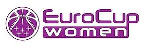 EuroCup Women - Image: Euro Cup Women logo