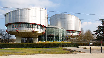 European Court of Human Rights in Strasbourg European Court of Human Rights.jpg