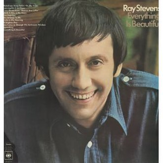 Everything Is Beautiful (Ray Stevens album) - Image: Everything Is Beautiful (album)