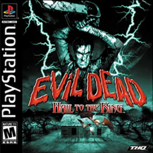 Evil Dead: Hail to the King - Image: Evil Dead Hail to the King Coverart