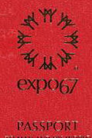 Expo 67 -  Expo 67 passport