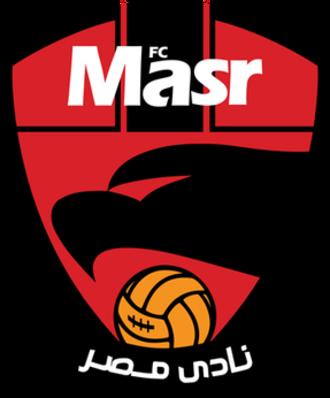 FC Masr - Image: FC Masr Logo 2016