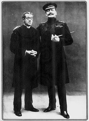 The Fairy's Dilemma - The Rev. Aloysius Parfitt and Sir Trevor Mauleverer