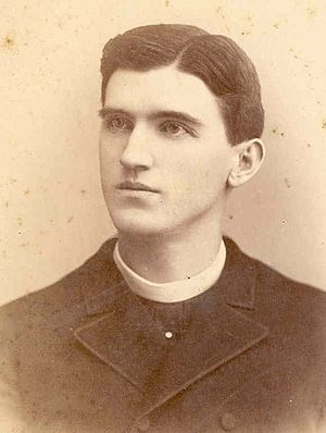 Theta Phi Alpha - Father Edward Kelly