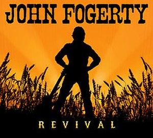 Revival (John Fogerty album) - Image: Fogertyrevivalcover