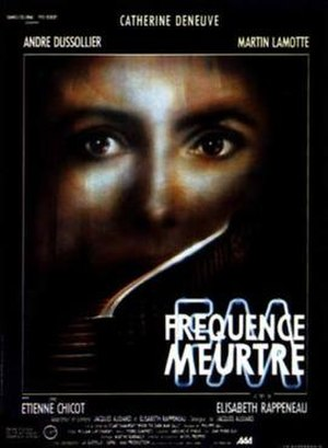 Frequent Death - Theatrical release poster