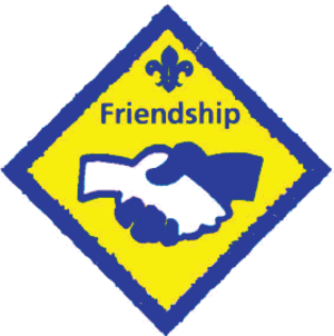 Beaver Scouts (The Scout Association) - The Friendship Challenge badge