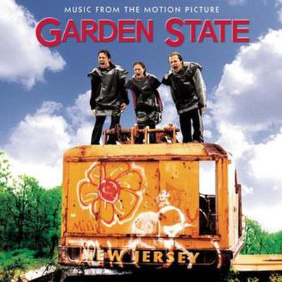 Picture of a band or musician: Garden State